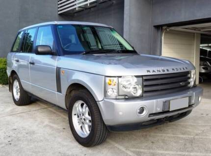 2003 Range Rover HSE Land Rover Wagon RWC not Sport Vogue Southport Gold Coast City Preview