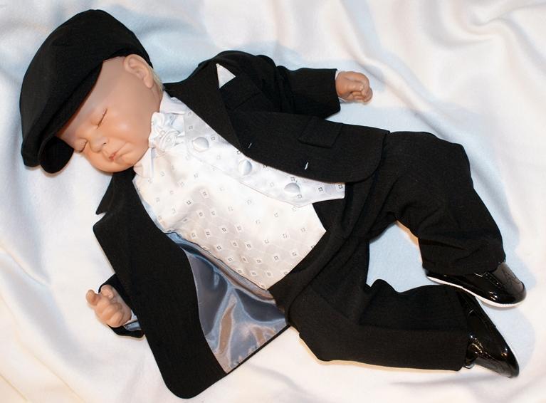 Kinderanzug Taufanzug Festanzug Babyanzug Anzug Taufgewand Taufe Neu Nr.027D-A