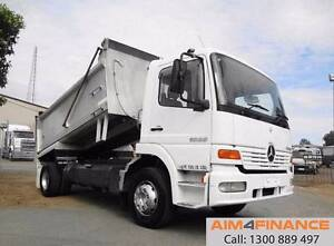 2002 MERCEDES-BENZ ATEGO 1628 - Finance or Rent-to-Own $315pw* Grahamvale Shepparton City Preview