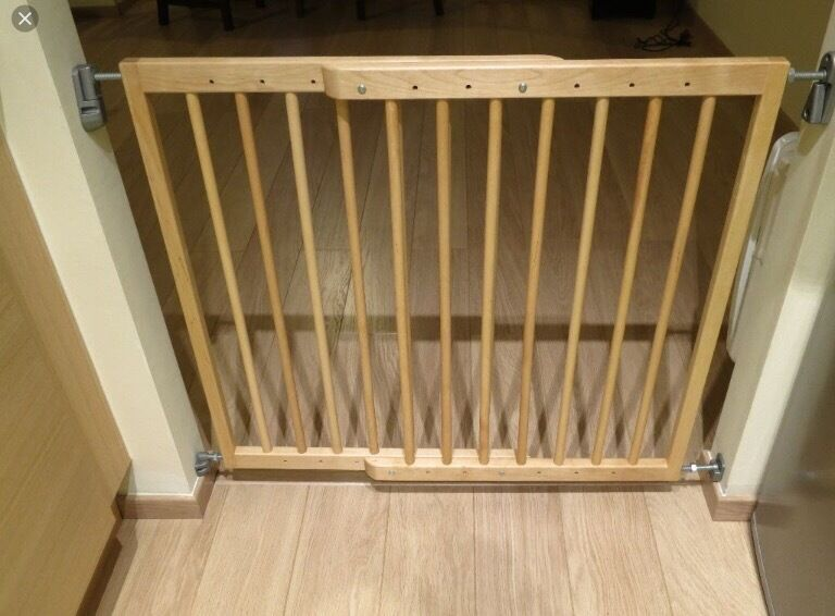 Lindam Wall Mounted Stair Gate In Lisburn County Antrim
