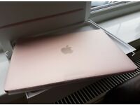 2016 Retina MacBook Rose Gold 256ssd 8gb RAM 11 months warranty - £1249 in Currys/PC WORLD