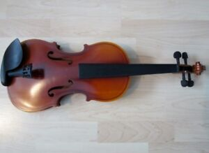 Bridgecraft Violin with Case and Bow