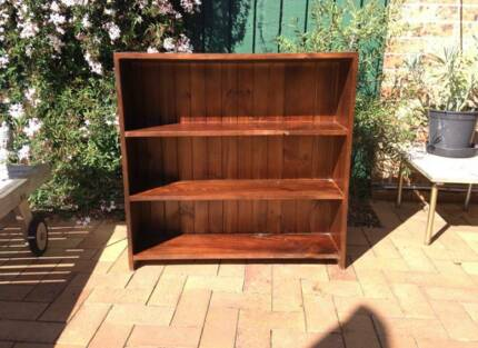 Sturdy solid timber shelf Botany Botany Bay Area Preview