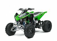 PIECES KAWASAKI KFX 450 2008-2014 ** VTT COMPLET EN PIECES **
