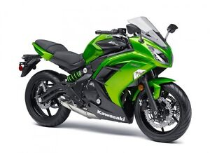 Kawasaki Ninja 650 ABS - mint condition