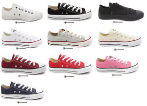 CONVERSE-ALL-STAR-Sneaker-OX-LOW-10-Colors-for-Men-Women