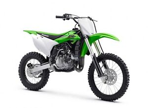 2017 Kawasaki KX100 Ultimate Supermini Bike!