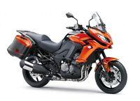 2015 Kawasaki VERSYS 1000 ABS LT