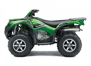 2016 Kawasaki BRUTE FORCE 750 4X4I EPS SPECIAL EDITION