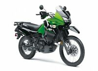 *ALMOST NEW* Kawasaki KLR 650