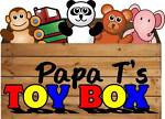 Papa T's Toy Box & Collectibles