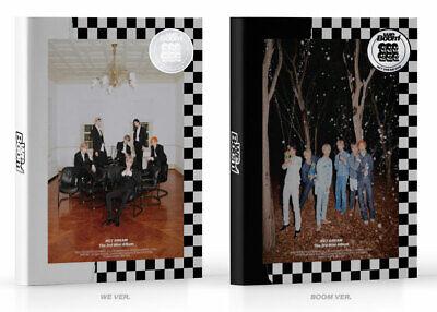 [Reissue] NCT DREAM - WE BOOM (3rd Mini Album) Album+Free Gift+Tracking No.