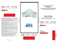 x2 Kendrick Lamar Damn Tour Tickets Seated Block N9 (£190 for both)@ SSE Arena Wembley 20th February