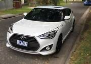 2016 Hyundai Veloster Coupe Derrimut Brimbank Area Preview