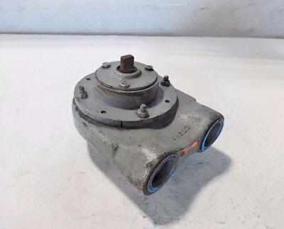Tuthill Lubrication Pump 3rc1f-rh