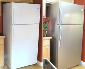 GREATS DISCOUNTS -24 TO 33 REFRIGERATORS WHITE