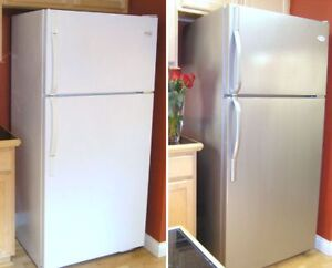 BLACK FRIDAY SALE-  24' to 36 WHITE REFRIGERATORS - DELIVERY