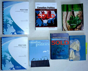 Political Science books: Canadian Politics:Beyond Policy:MORE