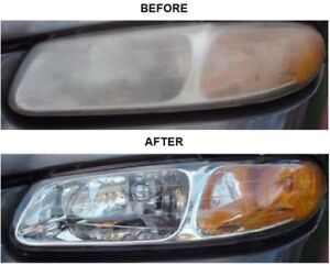 Mobile Headlight Restoration and other auto work