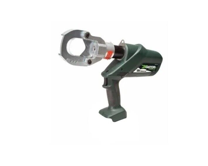 """GREENLEE ESG50LB CABLE CUTTER 18V GATOR 2"""" CAPACITY, Tool and Case Only"""
