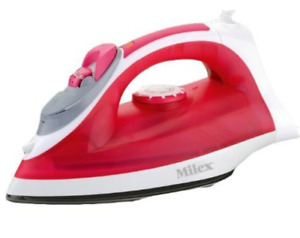 2 In 1 Power Blast Steam and Dry Iron (Red)