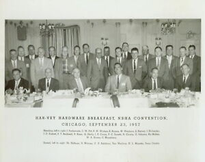 HAR-VEY-Hardware-Breakfast-NBHA-Convention-Chicago-1957