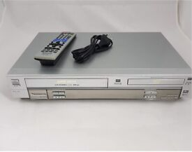 Panasonic DVD/VHS system
