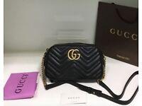 Gg gucci marmont mini bag 100%authentic