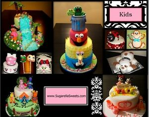 Cake, cupcake, cake pop, cookies for all occasions West Island Greater Montréal image 6
