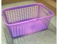 Large loundry basket