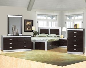 Bed room complete set