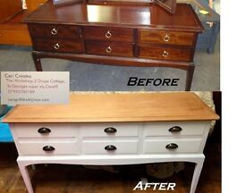 Original Stag Minstrel Sideboard/Dressing Table*Upcycled*