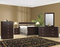 AS INEXPENSIVE AS IT GETS Q/S COMPLETE BEDROOM SET!