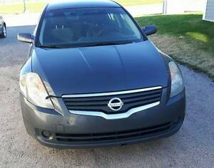 2008 Nissan Altima s Berline