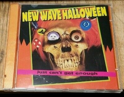 Just Can't Get Enough: New Wave Halloween - Rhino - New Wave Halloween