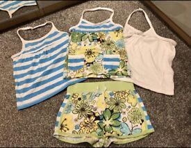 Next Girls Summer Outfit