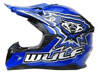 New Wulfsport Kids Flite Xtra Helmet (Junior)