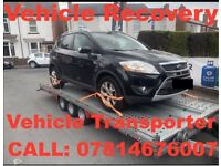 Vehicle Recovery Car Recovery Van Recovery transport cheap fast in Birmingham Tamworth midlands