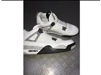 Nike Jordan 4's