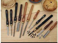 WANTED Woodturning tools - chisels, gouges etc
