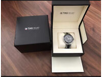 Tag heuer automatic watch boxed immaculate condition