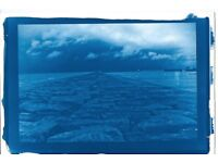Learn the Old Photographic Process Cyanotype- Workshops in Hove