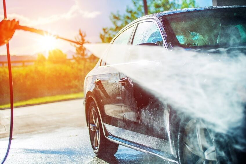 Your Guide to Buying a Pressure Washer for Your Car