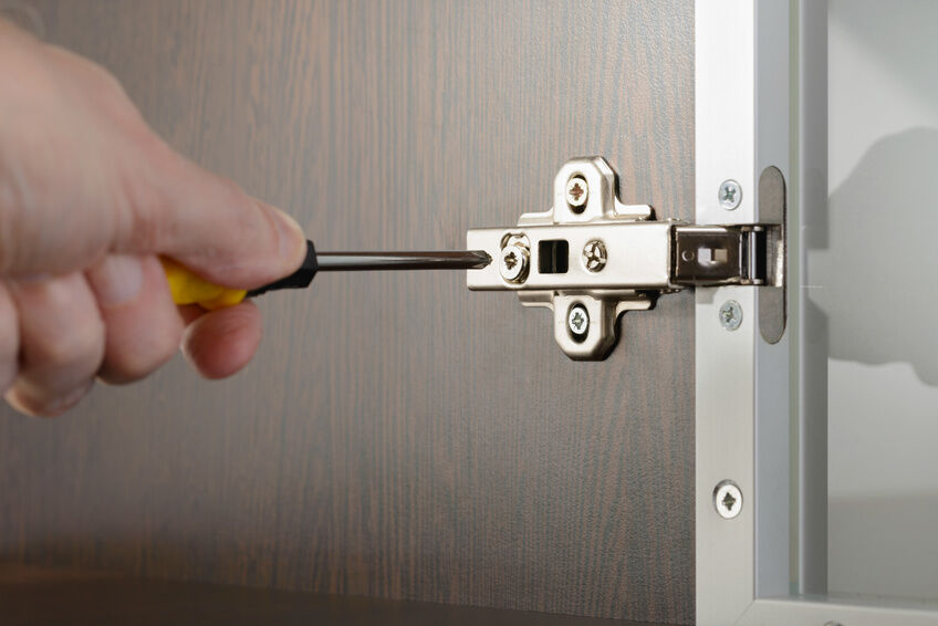 How to Drill Cabinet Door Hinges | eBay