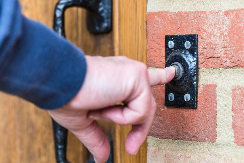 How to Connect a Wired Doorbell