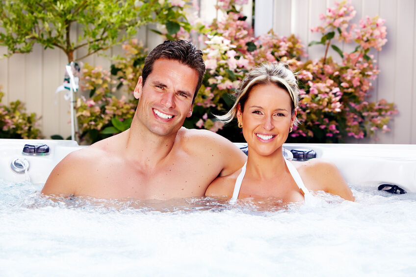 How to Enjoy Hot Tubs in the Summer | eBay