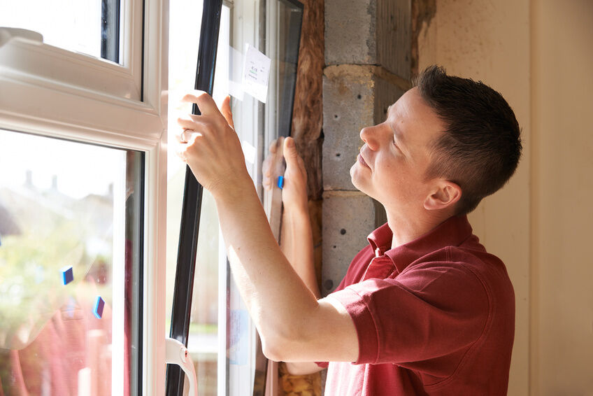 how to replace aluminum windows