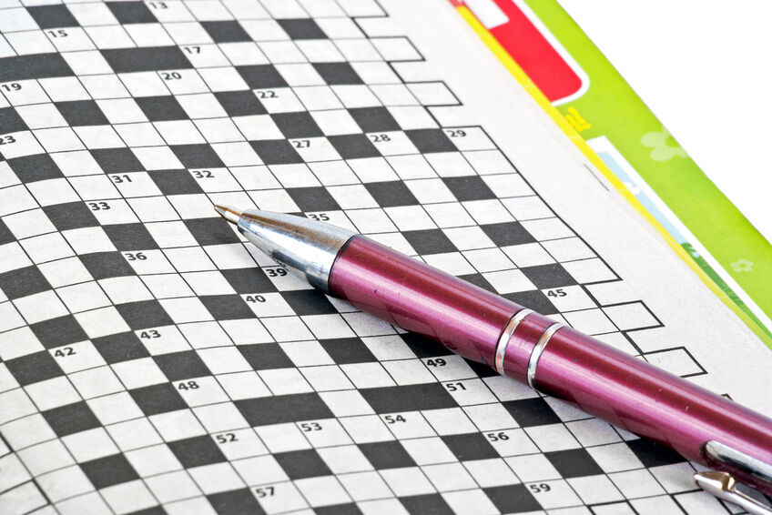 Guide to Completing Crossword Puzzles