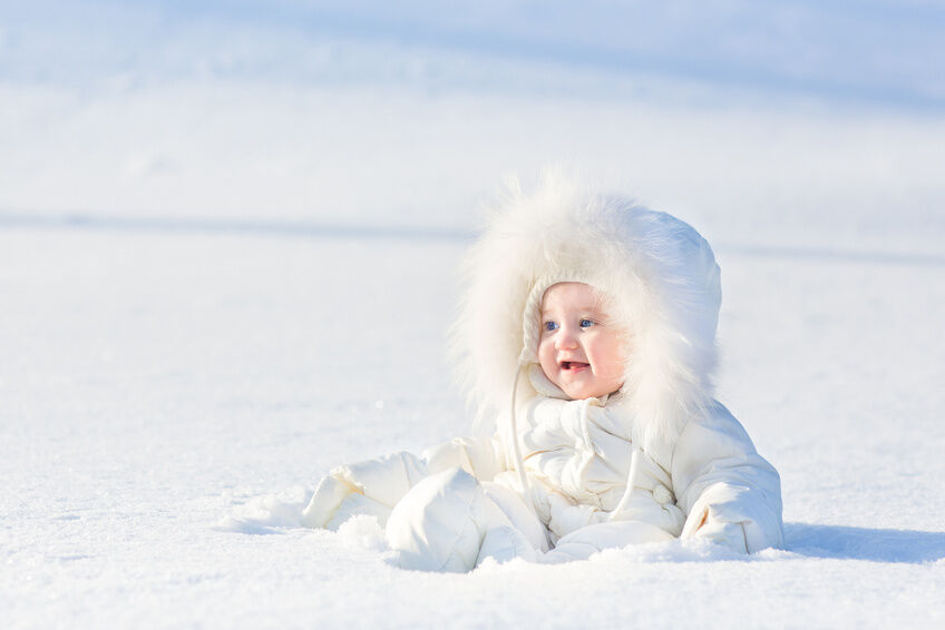 How to Buy Boys' Snowsuits for 1 Year Olds