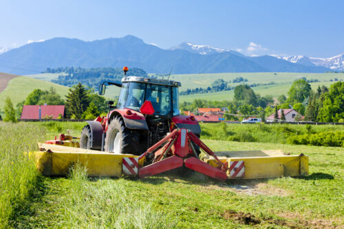 Farm Implements and Equipment and How to Maintain Them